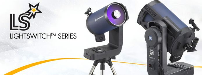 Meade Lightswitch Telescopes